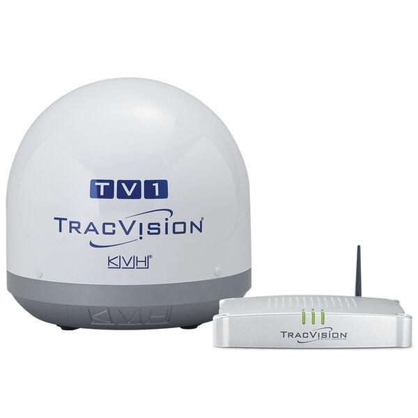 KVH TracVision TV1 Marine Satellite Television System