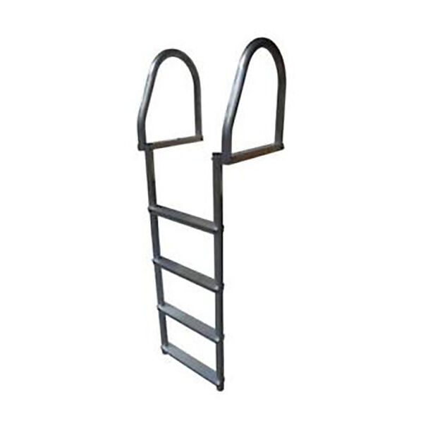Dock Edge Flip-Up Eco Dock Ladder, 4-Step