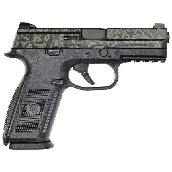FN FNS-9 Digital Camo Handgun