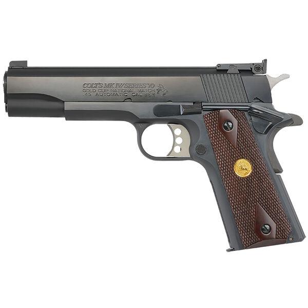 Colt 1911 Gold Cup National Match Handgun