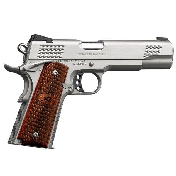 Kimber Stainless Raptor II Handgun