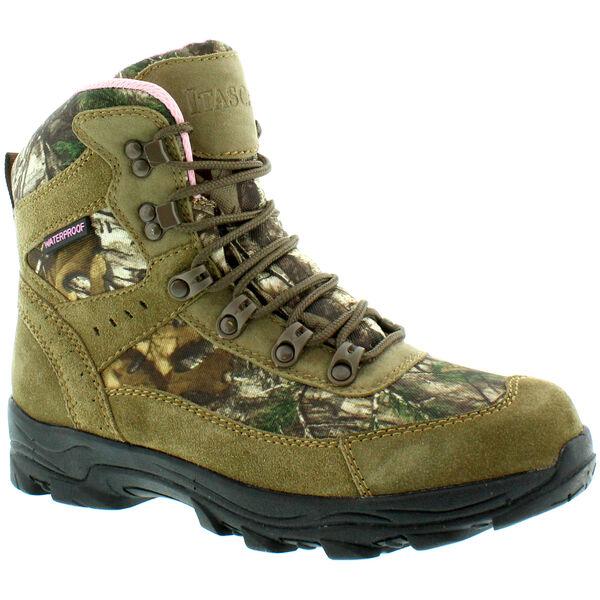 """Itasca Women's Thunder Ridge 7"""" Waterproof Field Boot"""