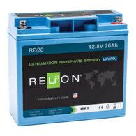 RELiON 12V 20Ah Lithium Battery