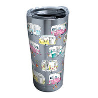 Tervis® Stainless Steel Tumbler, 20 oz. Colorful Camper