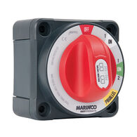 Marinco Pro-Installer Dual Bank Control Switch