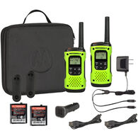 Motorola Solutions TALKABOUT T605 Two-Way Radio, H20 Edition, 35-Mile