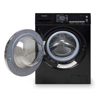 Dometic Ventless Washer/Dryer Combo, Black