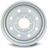 Boar Trailer Wheel, Evron Single 19.5 x 6 4.75 Center-Bore