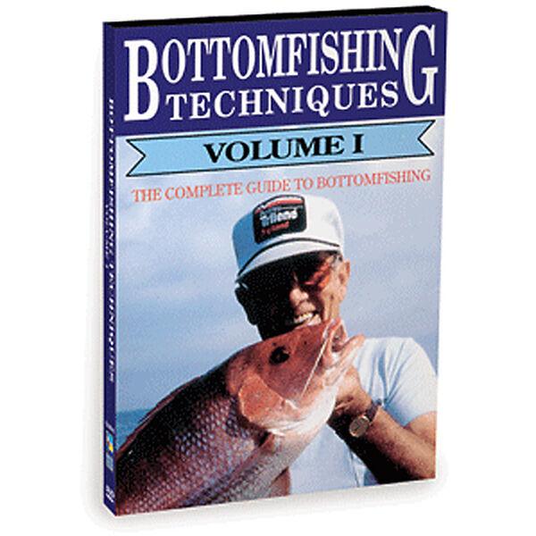 Bennett DVD - Bottom Fishing, Volume 1