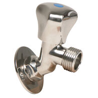 Whitecap Stainless Steel Faucet