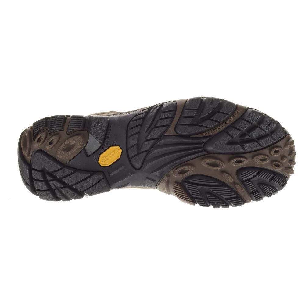7ccdb75deaaff Merrell Men's Moab Adventure Mid Waterproof Hiking Boot | Gander ...