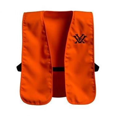 Vortex Vest and Knit Hat Combo, Blaze Orange