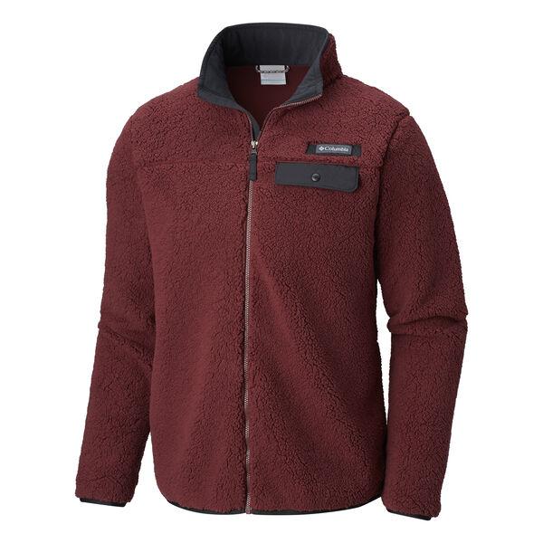 Columbia Men's Mountain Side Heavyweight Fleece Pullover