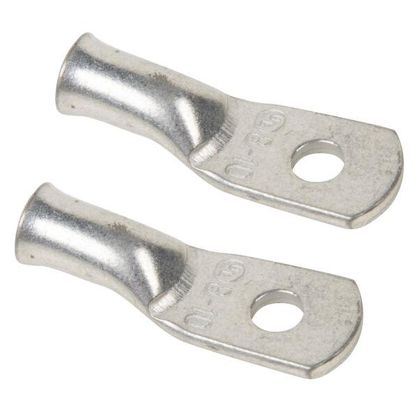 Ancor Tinned Copper Lugs, 8 AWG, #10 Screw, 2-Pk.