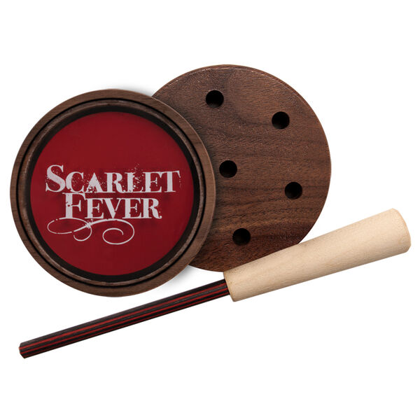 Knight & Hale Scarlet Fever Crystal Pot Call