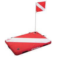 Solstice Inflatable Dive Platform
