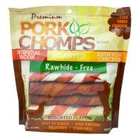 Pork Chomps Rawhide Twists