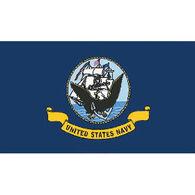 Taylor Made Navy Boat Flag