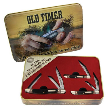 Old Timer Delrin 3-Piece Knife Set