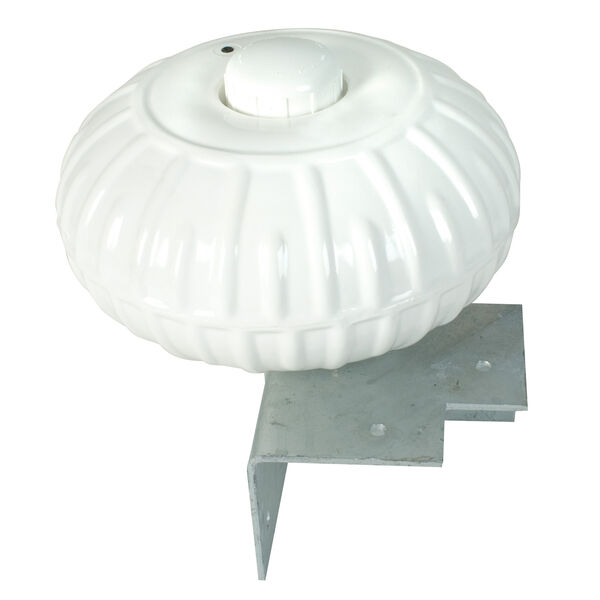 "Dockmate Corner-Mount Inflatable 18"" Dia. Dock Wheel"