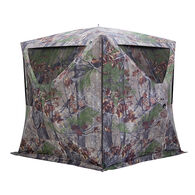 Barronett Big Cat Hunting Blind, Bloodtrail Backwoods Camo