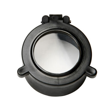 Butler Creek Blizzard Flip-Open Clear Scope Lens Cover, Size 4