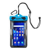 "Dry Pak Floating Waterproof Cell Phone Case, 4"" x 6"", Electric Blue"