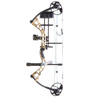 Diamond Archery by BowTech Infinite Edge Pro Bow Package, LH, Mossy Oak Break-Up