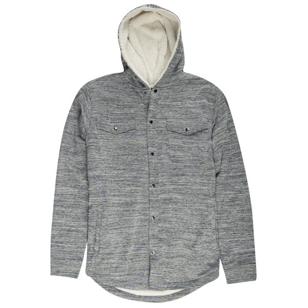 Ultimate Terrain Men's Explorer Sherpa-Lined Hooded Jacket