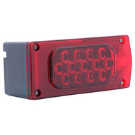 Optronics Low-Profile, Combination Tail Light For Passenger Side, 17 LED