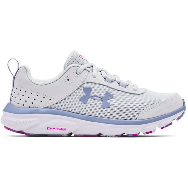 Under Armour Women's Charged Assert 8 Marble Running Shoe