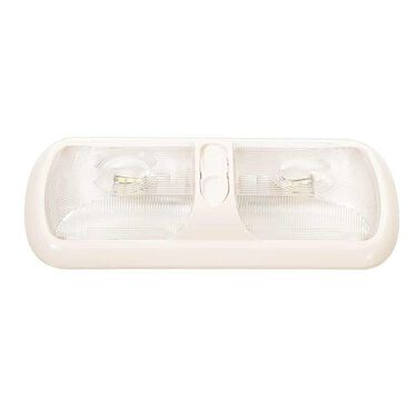 LED Euro Light Fixture, Double- Soft White