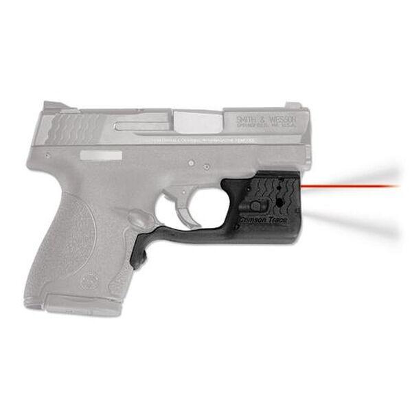 Crimson Trace Laserguard Pro M&P Shield, Red