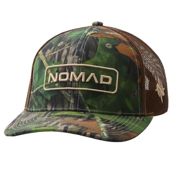 Nomad Camo Hunter Trucker Hat
