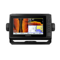 Garmin ECHOMAP Plus 73sv Chartplotter Fishfinder with GT52 Transducer