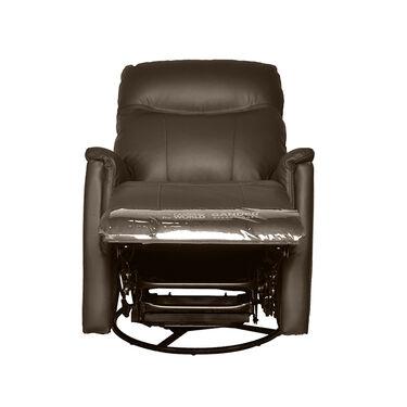 Kathy Ireland Furniture Swivel Glider Recliner