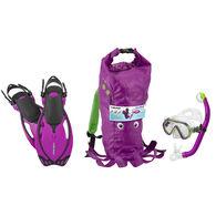 Head Sea Pals Junior Snorkeling Set - Squid - S/M