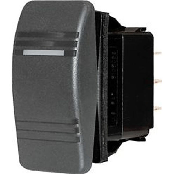 Blue Sea Systems Contura III Switch, DPDT (ON)-OFF-ON