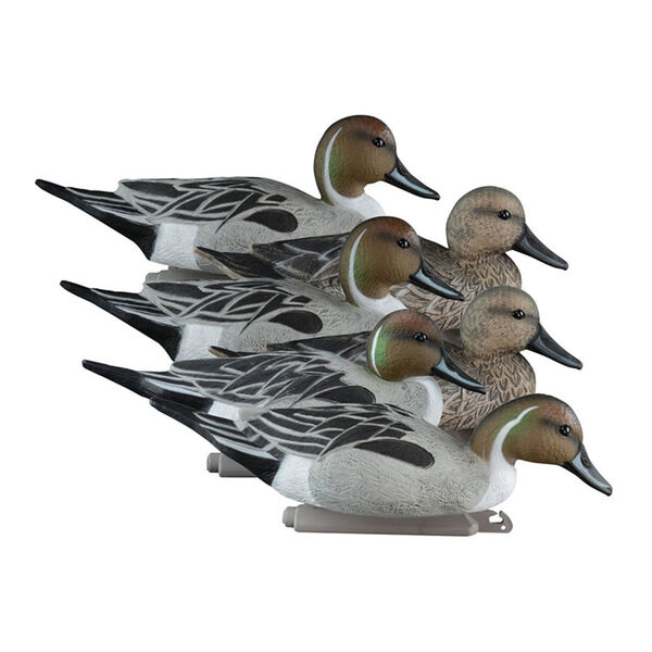 Higdon Outdoors Standard Pintail Decoys, 6-Pack