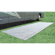 Prest-O-Fit Aero-Weave Breathable Outdoor Mat, 6' x 15', Seascape