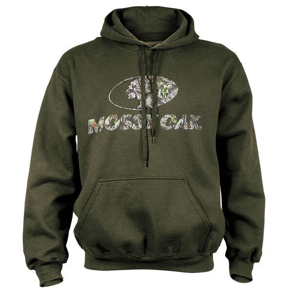 Mossy Oak Men's HD Pullover Hoodie