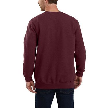 Carhartt Block Logo Crewneck Sweatshirt