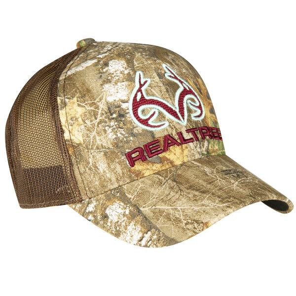 Realtree Women's Camo Mesh-Back Hat