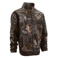 TrueTimber Men's Polar Fleece Windproof Jacket