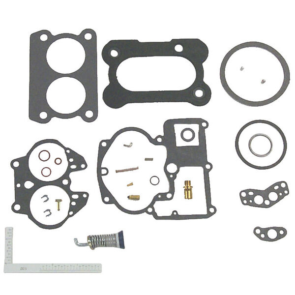 Sierra Carburetor Kit For Mercury Marine Engine, Sierra Part #18-7076