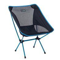Chair One Camp Chair, Black