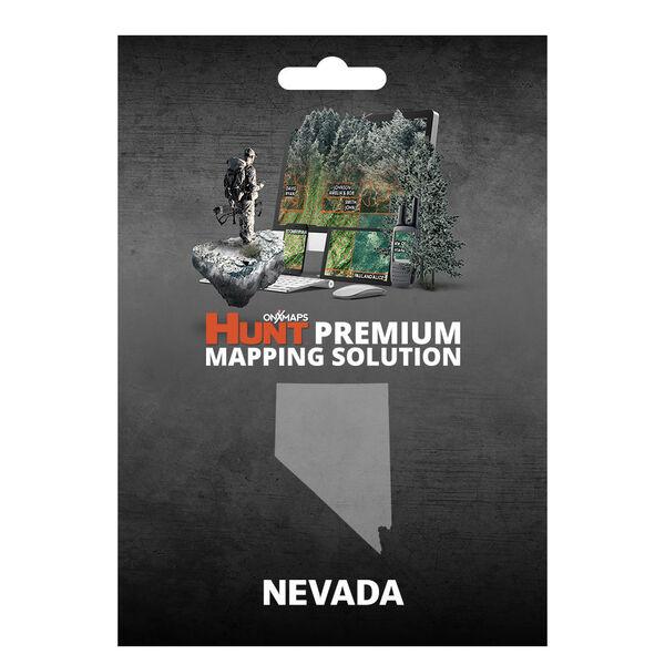 onXmaps HUNT GPS Chip for Garmin Units + 1-Year Premium Membership, Nevada
