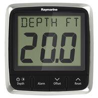 Raymarine i50 Depth Display System with Thru-Hull Transducer