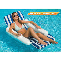 Swimline SunChaser Padded Luxury Lounge Chair