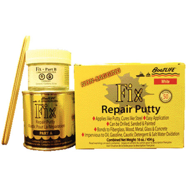 BoatLife Fix Repair Putty, 3-oz.